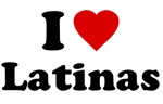 I Love [Heart] Latinas