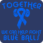 Help Fight Blue Balls