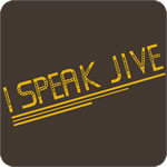 I Speak Jive T-Shirt