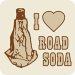 I Love Road Soda T-Shirt