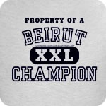 Beirut Champion T-Shirt
