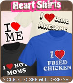 Heart Shirts
