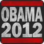 Retro Obama 2012