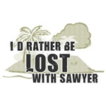 I'd Rather be Lost with Sawyer""