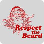 Santa Respect the Beard T-Shirt