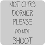 Not Chris Dorner Do Not Shoot T-Shirt