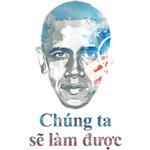 Barack Obama Vietnamese Yes we can