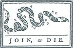 Join, or Die™ @ www.franklinsworld.com