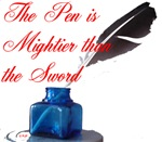 THE PEN IS MIGHTIER THAN THE SWORD™
