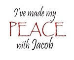 Twilight- I've made my peace with Jacob