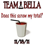 BD- Team Bella- Does this screw my total