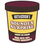 Soundex Surprise Ice Cream