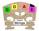 Violin and Fiddle Strings!