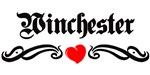 Winchester tattoo