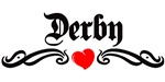 Derby tattoo