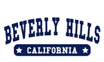 Beverly Hills College Style