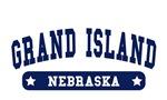 Grand Island College Style