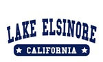 Lake Elsinore College Style