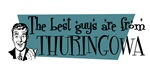 Best guys are from  Thuringowa