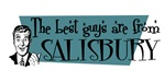 Best guys are from  Salisbury