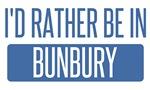 I'd rather be in Bunbury
