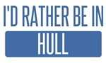 I'd rather be in Hull