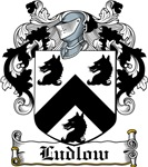 Ludlow Coat of Arms, Family Crest