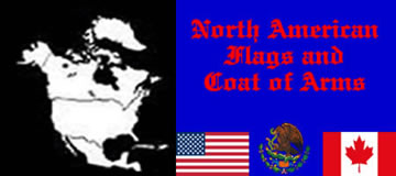 North American Flags, Coats of Arms