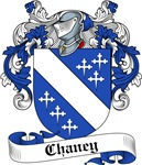 Chaney Coat of Arms, Family Crest