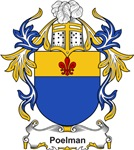 Poelman Coat of Arms, Family Crest