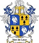 Van de Leur Coat of Arms
