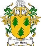 Van Hulst Coat of Arms