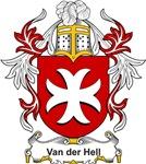 Van der Hell Coat of Arms