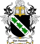Van Hasselt Coat of Arms