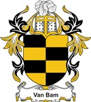 Van Bam Coat of Arms, Family Crest