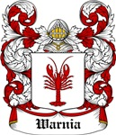 Warnia Coat of Arms, Family Crest