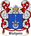 Bialynia Coat of Arms, Family Crest