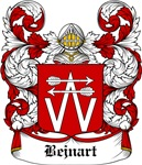 Bejnart Coat of Arms, Family Crest
