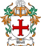 Udall Coat of Arms, Family Crest