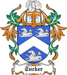 Tucker Coat of Arms, Family Crest