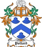 Pollard Coat of Arms, Family Crest