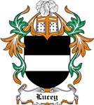 Lucey Coat of Arms, Family Crest