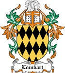 Lombart Coat of Arms, Family Crest