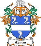 Leman Coat of Arms, Family Crest