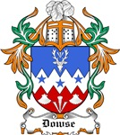Dowse Coat of Arms, Family Crest