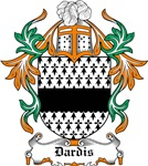 Dardis Coat of Arms, Family Crest