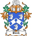 Birch Coat of Arms, Family Crest