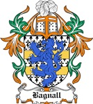 Bagnall Coat of Arms, Family Crest