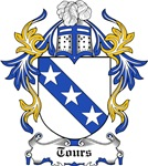 Tours Coat of Arms, Family Crest