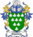 Thorley Coat of Arms, Family Crest